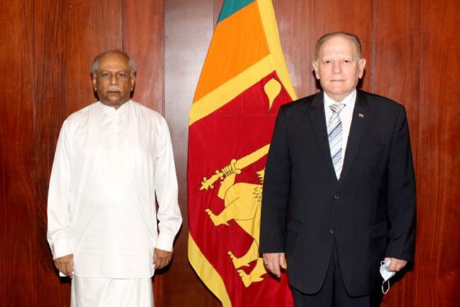 Sri Lanka and Cuba discuss cooperation in pharmaceutical and vaccine production
