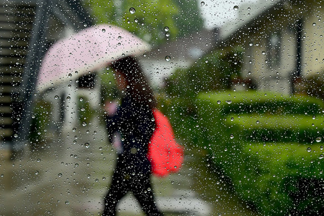 Few showers possible in four provinces today