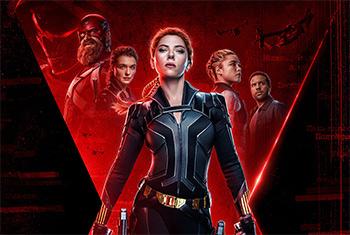 Scarlett Johansson sues Disney over streaming of Black Widow