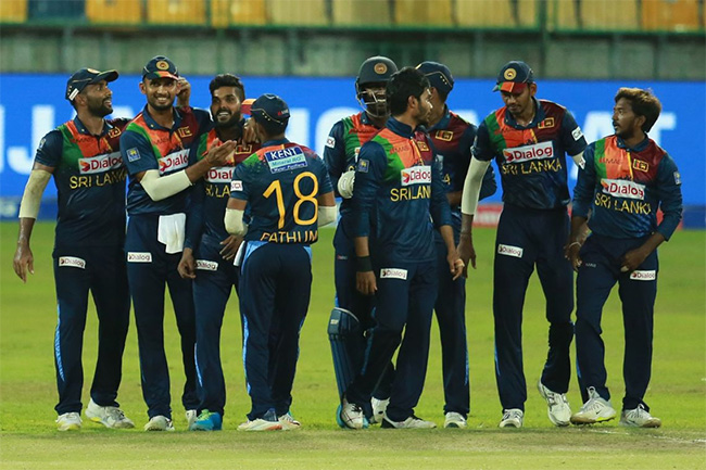 Sri Lankan team to receive USD 100,000 for T20I series win over India