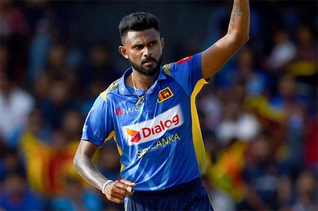 Isuru Udana announces retirement from international cricket