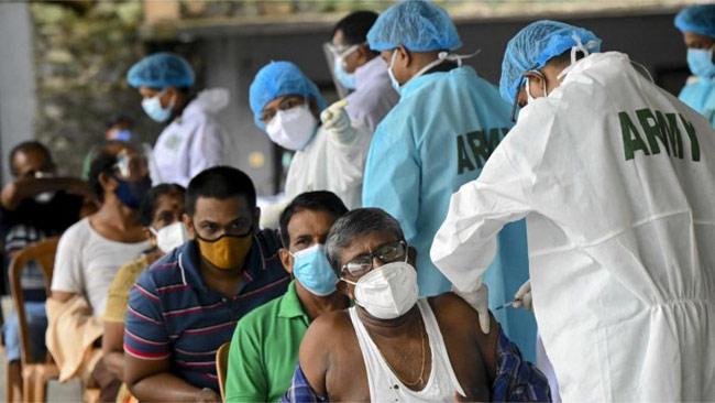 WHO congratulates Sri Lanka for administering over 500,000 vaccines in single day