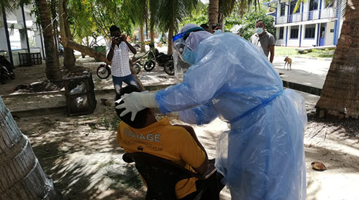 Coronavirus: 1,680 fresh cases confirmed in Sri Lanka
