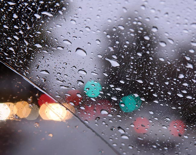 Some rain expected in several areas