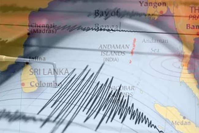 No tsunami threats to Sri Lanka from Andaman Islands earthquake