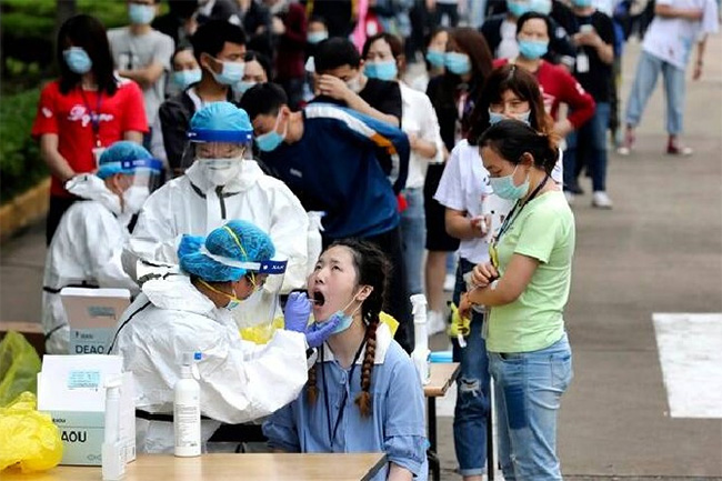 China's Wuhan to test entire population as COVID-19 resurfaces