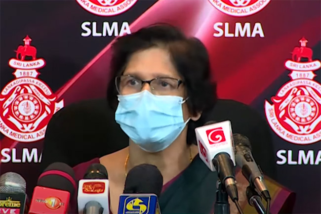 SLMA urges people to limit movement