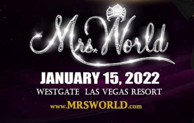 Mrs World 2021 pageant venue moves from Sri Lanka to Las Vegas