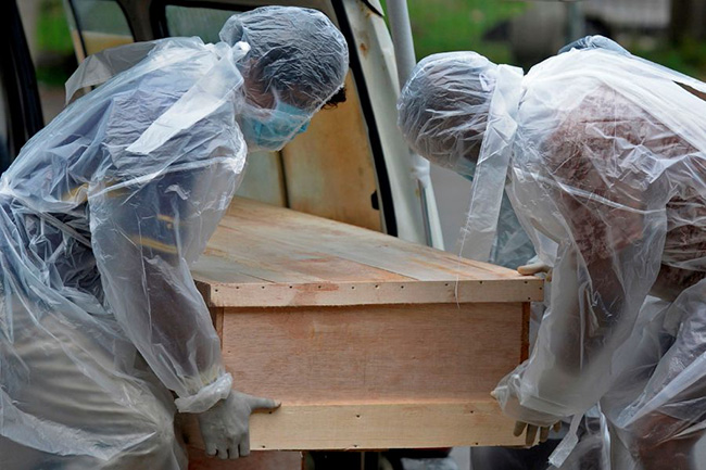 94 more Covid-19 deaths reported in Sri Lanka
