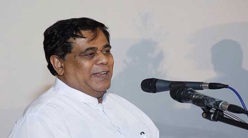 The govt. cannot be toppled - Nimal