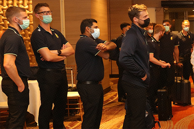 Proteas arrive in Sri Lanka for limited-overs series