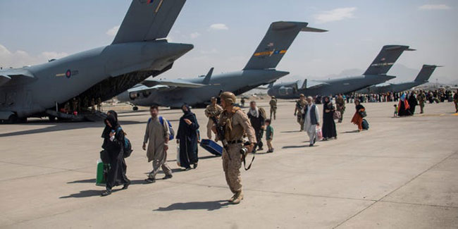 Explosion outside Kabul airport, casualties unclear - reports
