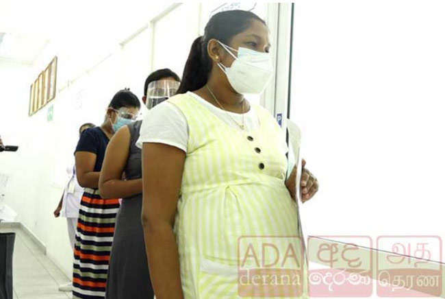 75 percent of pregnant women vaccinated against COVID-19