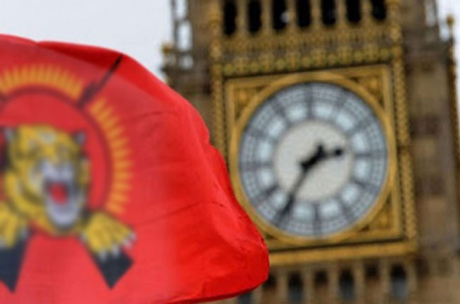 UK decides to maintain ban on LTTE
