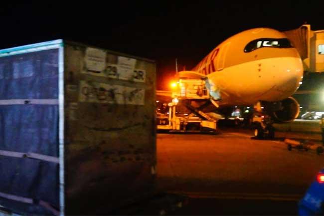 Sri Lanka receives more Pfizer jabs