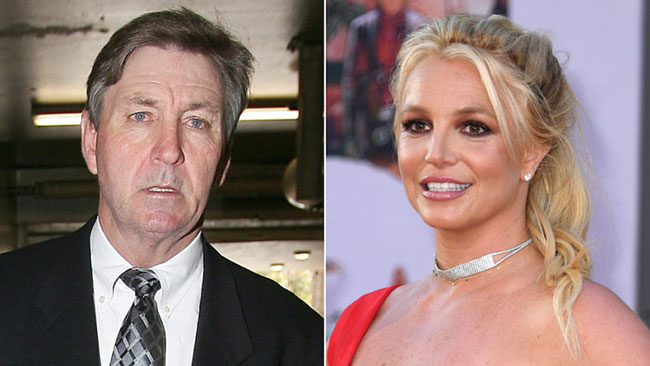 Britney Spears' father asks for conservatorship to end