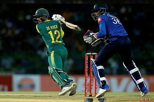South Africa opt to bat in T20 opener