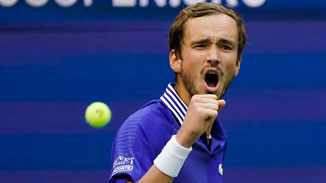 Medvedev wins US Open men's final, denying Djokovic Grand Slam
