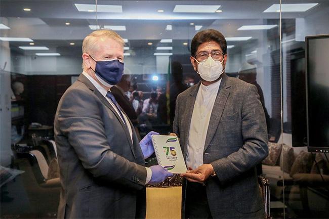 Misinformation hampers battle against pandemic - Australian HC