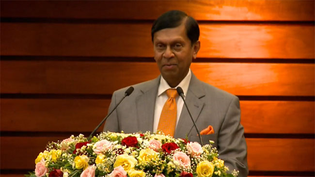 Cabraal assumes duties as Governor of Central Bank