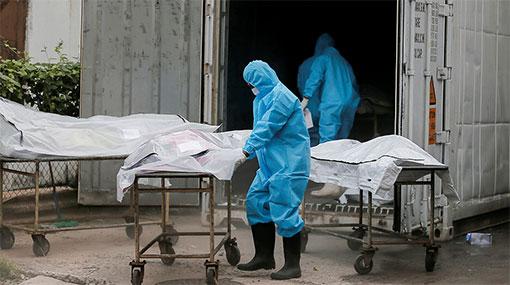 Sri Lanka confirms another 132 coronavirus deaths
