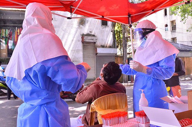 Sri Lanka exceeds 500,000 total COVID-19 cases