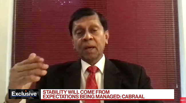 Cabraal on relaxing Sri Lanka's import restrictions