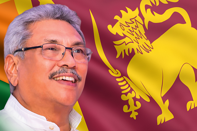 President Rajapaksa leaves for U.S. to attend 76th UNGA session