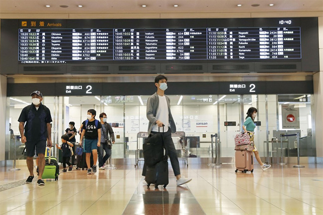 Japan to lift entry ban for returnees from six countries including Sri Lanka