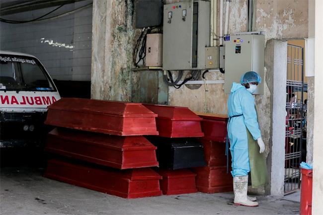 COVID: 103 new victims move death toll to 12,125