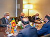 President Rajapaksa and Kuwait PM hold bilateral talks in NY