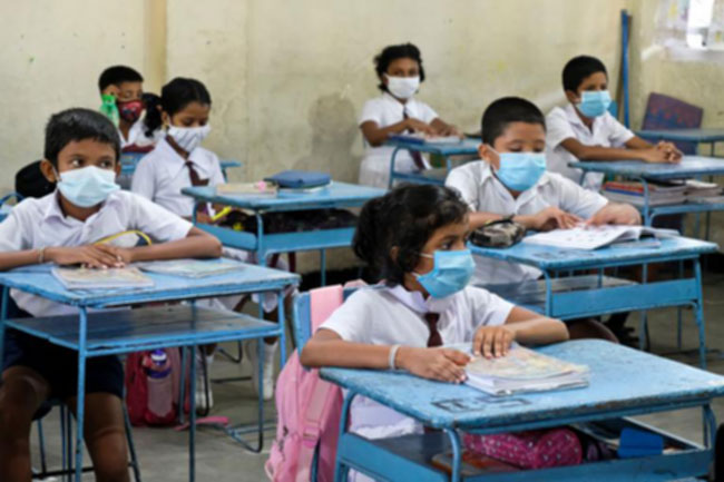 Guidelines to reopen primary classes of schools handed over - Health DG