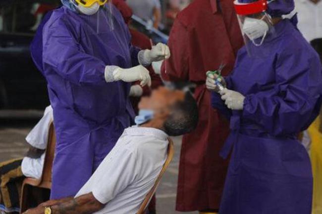 Coronavirus: 918 new cases confirmed so far today