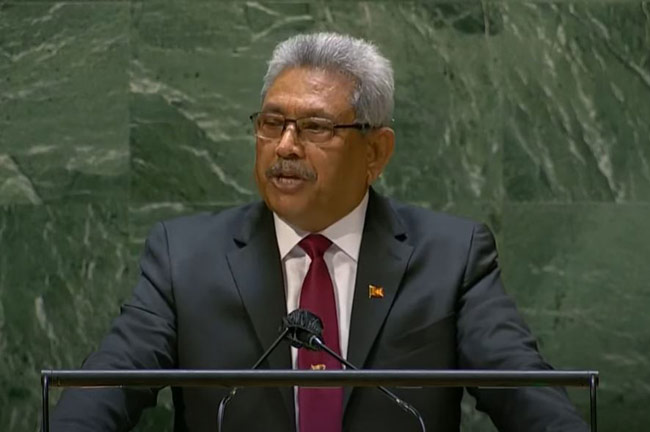 Intl. mechanism needed for developing nations to overcome economic instability:  President at UN