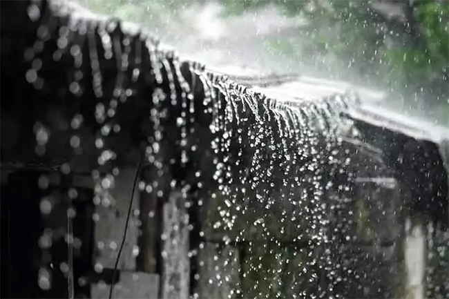 Parts of the island to receive heavy rains above 100 mm