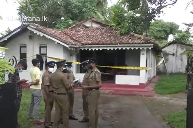 Woman found murdered inside house in Rajagiriya