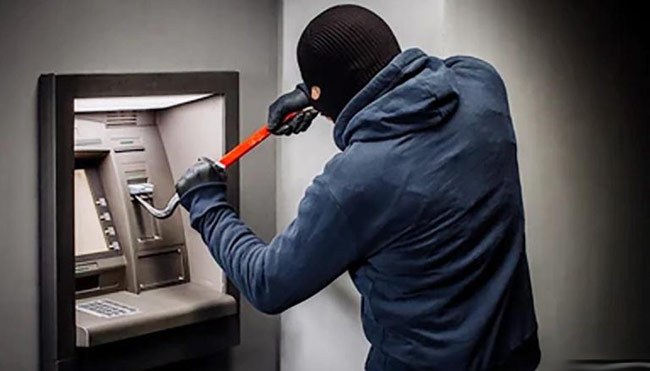 State bank ATM in Minneriya robbed