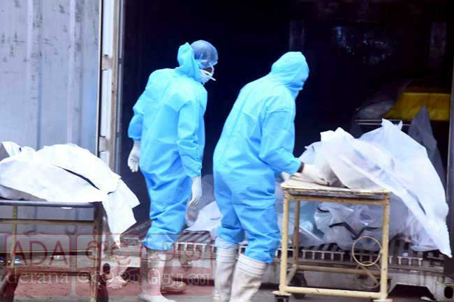 Sri Lanka confirms another 55 COVID-19 deaths