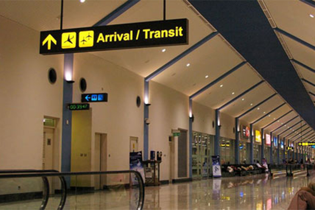 No exit PCR if air passengers tested negative at time of departure