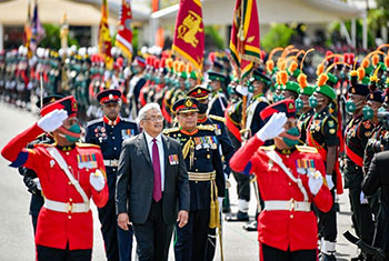 72nd Army Day celebrations...