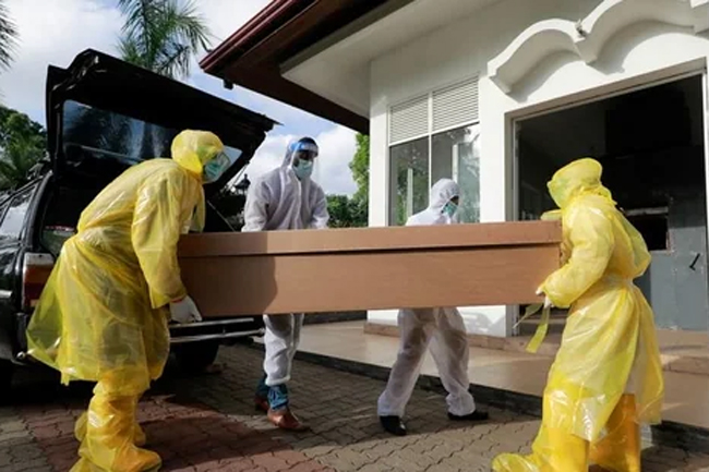 Sri Lanka records 23 more COVID-related deaths