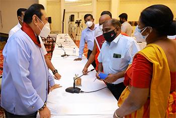 PM & teacher-principal trade unions discuss salary issue…