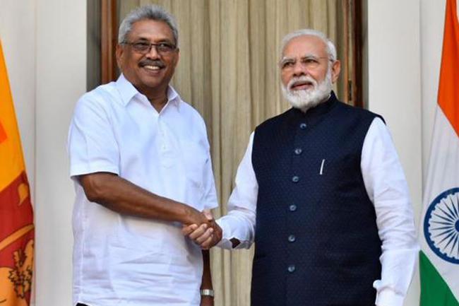 Indian PM to host President Rajapaksa at Kushinagar International Airport inauguration