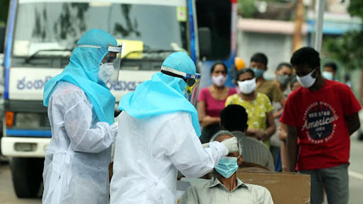 Sri Lanka reports 513 new Covid-19 cases and 31 deaths