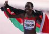 Kenyan long-distance runner Agnes Tirop found dead in her home