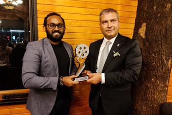 Sri Lankan student filmmaker wins big at Turkey short film festival