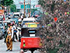 Traffic movement restricted due to construction of Kohuwala flyover