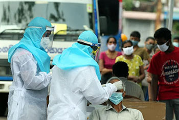 Sri Lanka reports 467 new Covid-19 cases and 23 deaths