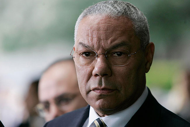 Former US Secretary of State Colin Powell dies of COVID