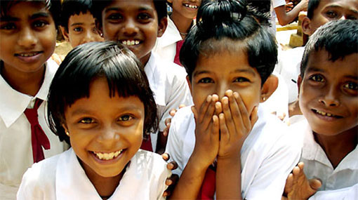 Rs 100 per day for school children?